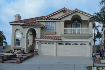 Rancho Cucamonga Single Family Home Active Under Contract: 6190 Morning Place