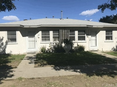 Multi Family Home For Sale: 317 E Maitland Street