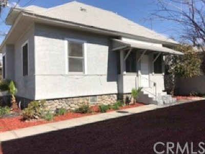 Ontario Single Family Home For Sale: 512 N Plum Street