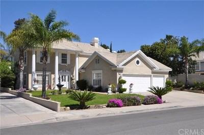 Rancho Cucamonga Single Family Home For Sale: 11534 Bari Drive