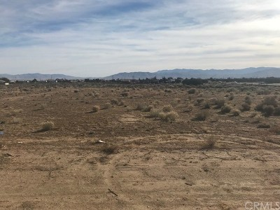 Adelanto Residential Lots & Land For Sale: Boswell