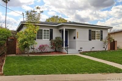San Gabriel Single Family Home For Sale: 210 E Mission Road