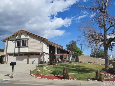 Alta Loma Single Family Home For Sale: 6087 Aquamarine Avenue