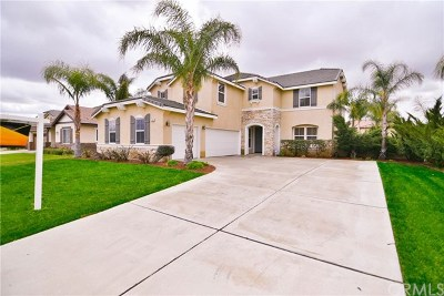 Rancho Cucamonga Single Family Home For Sale: 12961 Quail Court