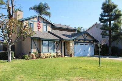 La Verne Single Family Home Active Under Contract: 635 Damien Avenue