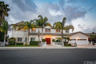 Diamond Bar Single Family Home For Sale: 20511 Crestline Drive