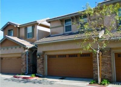 Rancho Cucamonga Condo/Townhouse For Sale: 7161 East Avenue #43
