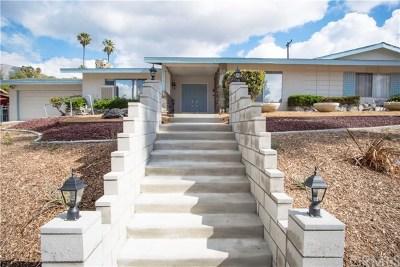 Single Family Home For Sale: 1764 Bonita Vista Drive