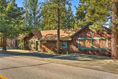 Blue Jay, Cedarpines Park, Crestline, Lake Arrowhead, Running Springs Area, Arrowbear, Big Bear, Rimforest, Cedar Glen, Wrightwood Single Family Home For Sale: 40218 Lakeview Drive