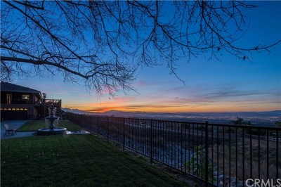 Rancho Cucamonga Single Family Home For Sale: 4849 Archibald Avenue