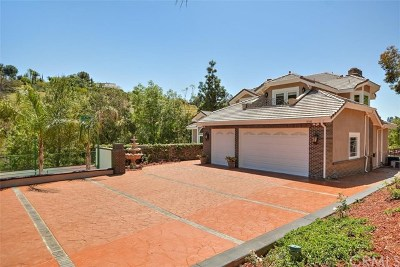North Tustin Single Family Home For Sale: 10282 Ambervale Lane