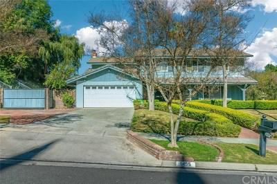 Riverside Single Family Home For Sale: 1455 Via Vallarta