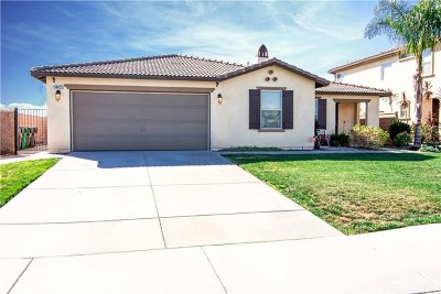 Eastvale Single Family Home For Sale: 14473 Redwood Valley Road