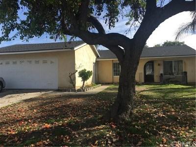 Pomona Single Family Home For Sale: 840 W Vandergrift Lane