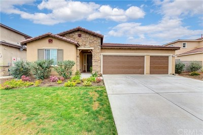 Jurupa Single Family Home For Sale: 4787 Graphite Creek Road