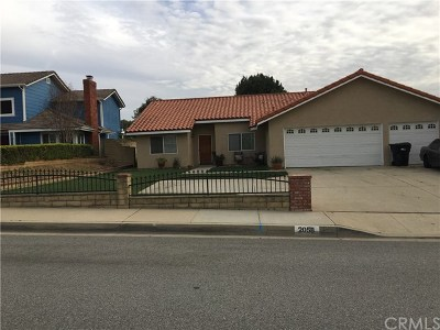 La Verne Single Family Home For Sale: 2058 Golden Hills Road