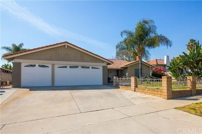 Alta Loma Single Family Home For Sale: 6740 Amberwood Drive