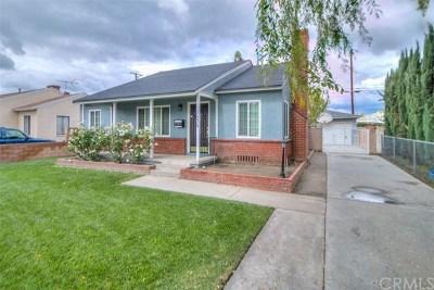 Pomona Single Family Home For Sale: 1535 W Grand Avenue