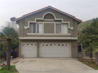 Fontana Single Family Home For Sale: 15393 Ridgecrest Drive