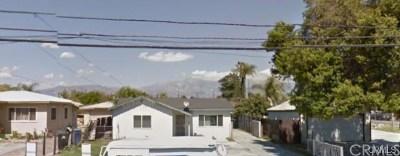 Single Family Home For Sale: 423 E Francis Street