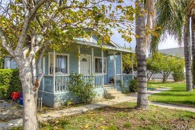 Pomona Single Family Home For Sale: 753 W Commercial Street