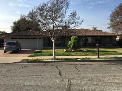 Covina Single Family Home Active Under Contract: 757 Rancho Sinaloa Drive