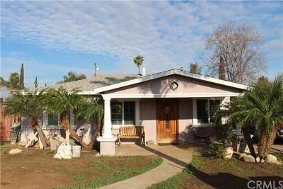 Riverside Single Family Home For Sale: 5943 Bee Jay Street