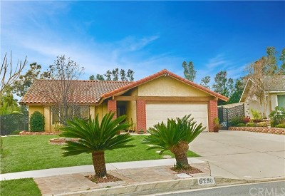 Rancho Cucamonga CA Single Family Home For Sale: $444,900