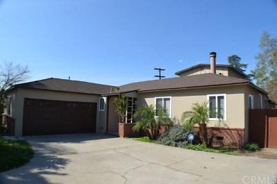 Riverside Single Family Home For Sale: 6005 Hamilton Drive