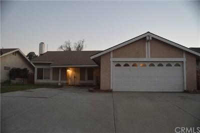 Single Family Home For Sale: 1312 E Flora Street
