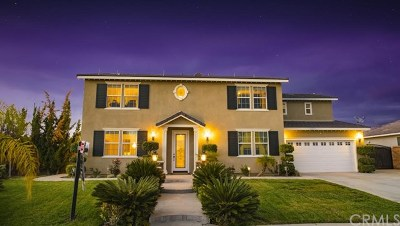 Moreno Valley Single Family Home For Sale: 13569 Meadowlands Court