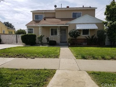 Pomona Single Family Home For Sale: 620 San Bernardino Avenue