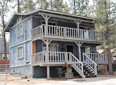 Big Bear Single Family Home For Sale: 424 Barrett Way