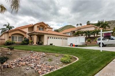 Colton Single Family Home For Sale: 2290 John Matich Drive