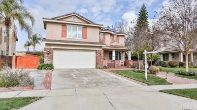 Upland Single Family Home For Sale: 1743 W Ponderosa Way