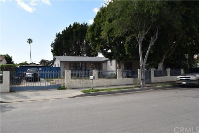 La Puente Single Family Home For Sale: 1059 Larimore Avenue