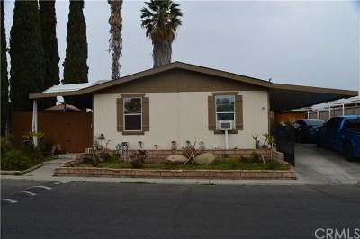 San Bernardino Mobile Home For Sale: 201 S Pennsylvania Avenue
