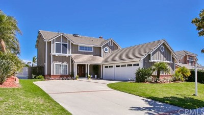 Rancho Cucamonga Single Family Home For Sale: 6573 Flagstone Place