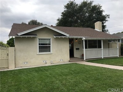 Pomona Single Family Home Active Under Contract: 278 Wilart Place