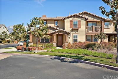 Rancho Cucamonga CA Condo/Townhouse For Sale: $449,999
