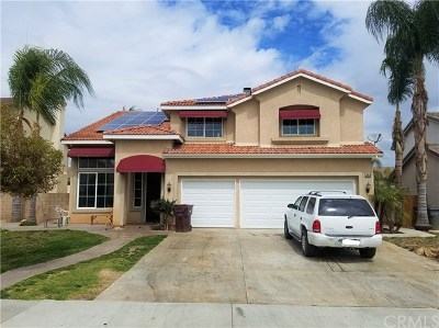 Menifee Single Family Home For Sale: 28616 Lantern Park Lane