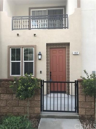 Upland Condo/Townhouse For Sale: 192 Dorsett Avenue