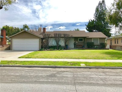 Ontario Single Family Home For Sale: 557 W El Morado Court