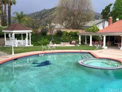 Glendora Single Family Home For Sale: 933 Dalton Springs Lane