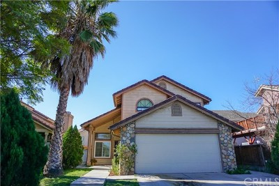 Perris Single Family Home For Sale: 261 Momento Avenue