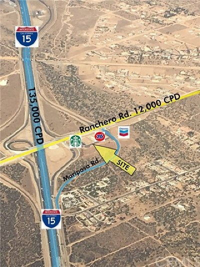 Hesperia Residential Lots & Land For Sale: Fashion Way
