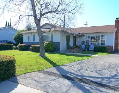 Covina Single Family Home For Sale: 1340 E Tudor Street
