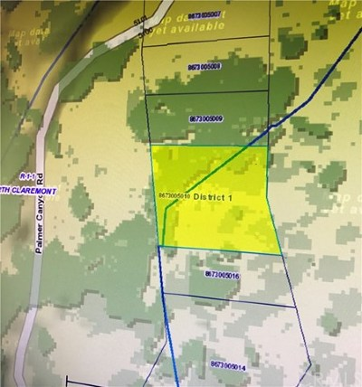 Residential Lots & Land For Sale: 5301 N Palmer Canyon Road