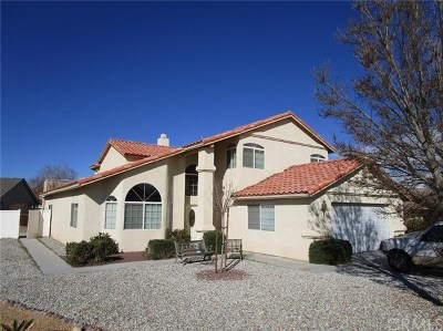 Victorville Single Family Home For Sale: 17855 Cumberland Way