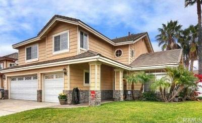 Corona Single Family Home For Sale: 3711 Foxplain Road